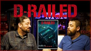 D-Railed (2019) Movie Review | Teen Heart Throb Lance Henriksen on Train!