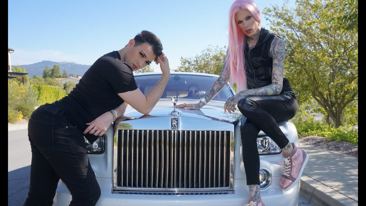 get ready in my rolls royce feat mannymua youtube