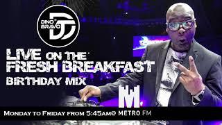 The metro fm birthday mix 02/nov/2018 ...