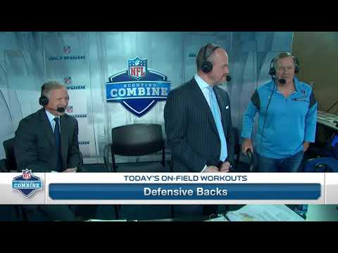 Bill Belichick Jokes With Deion  Sanders About His Combine  40 Yard Dash Time | Mar 5, 2018