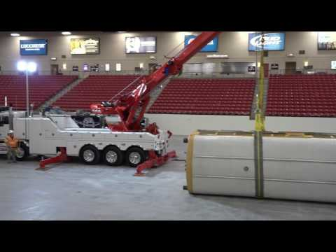NRC Industries Live Demo in Las Vegas at American Towman Expo