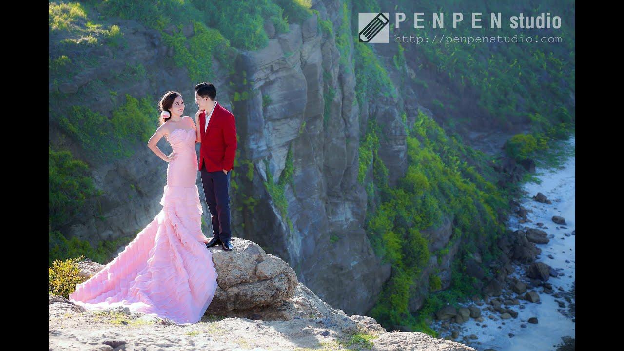 Clip cưới flycam ở Lý Sơn đẹp ngỡ ngàng của cặp đôi Sài Thành - PC039