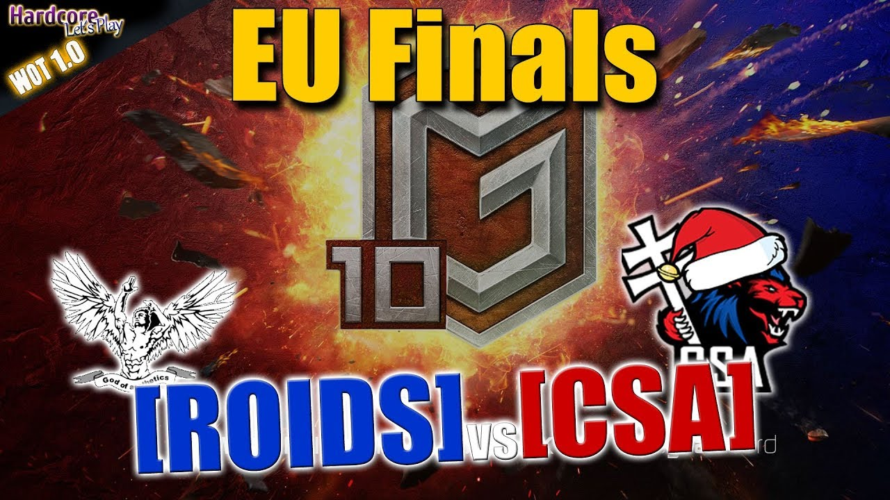 Download WORLD OF TANKS Global Map Season 10th Finals: [ROIDS] vs ...
