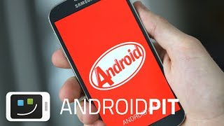 Android 4.4.2 on the Samsung Galaxy S4 [REVIEW]