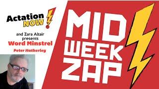 Midweek Zap - Word Minstrel