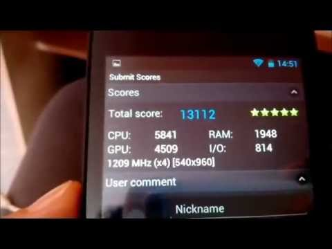 Xolo Q800 Unboxing, Review and Benchmarking