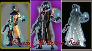 Destiny Amazing Armor Sets: Warlock