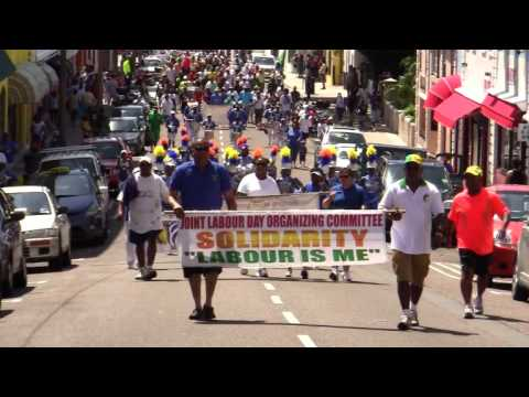 Labour Day Parade Bermuda September 5 2011