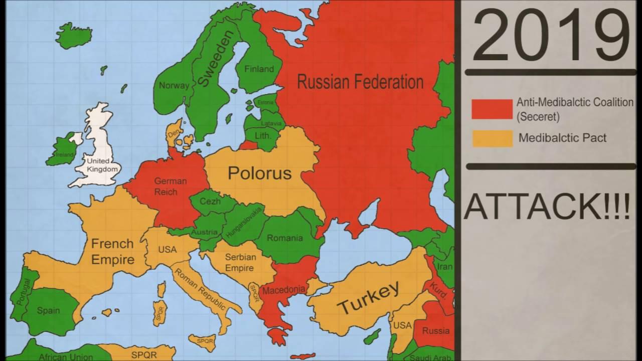 Alternate Future of Europe Episode 4: World War 3 - YouTube