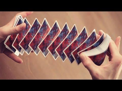 100% OF YOU WILL FALL ASLEEP TO ASMR CARD MAGIC