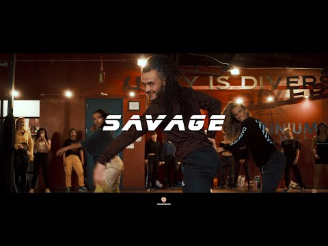 Megan Thee Stallion - Savage | Hamilton Evans Choreography