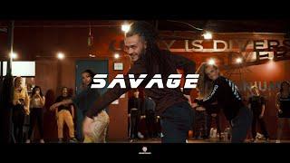 Megan Thee Stallion - Savage | Hamilton Evans Choreography