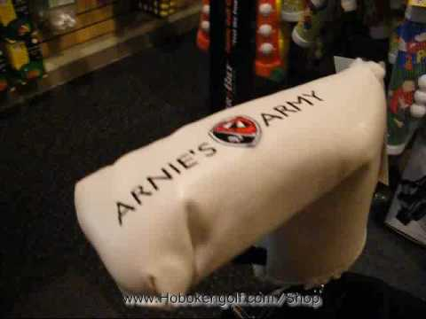 Arnie's Army Putter Cover