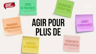 Convention Citoyenne de La Région Occitanie : 100 citoyens proposent, à vous de voter !