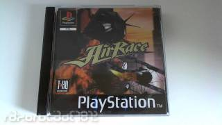 PS1 - Bravo Air Race OST - Canyon