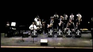 PHS Jazz Ensemble - Full Count - CCCC Jazz Festival 2010