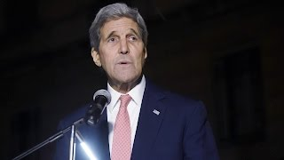 Kerry addresses Overseas Security Advisory Council
