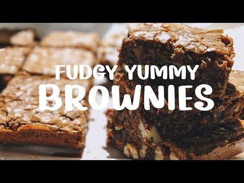 gâteau-au-chocolat-moelleux-et-fondant-facile-à-faire-(brownies)-!!