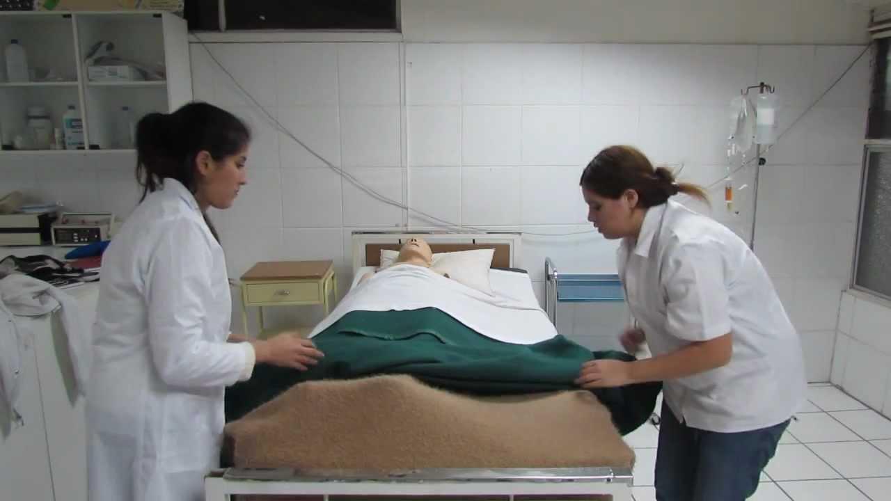 Cama de anestesia youtube for Cama ocupada
