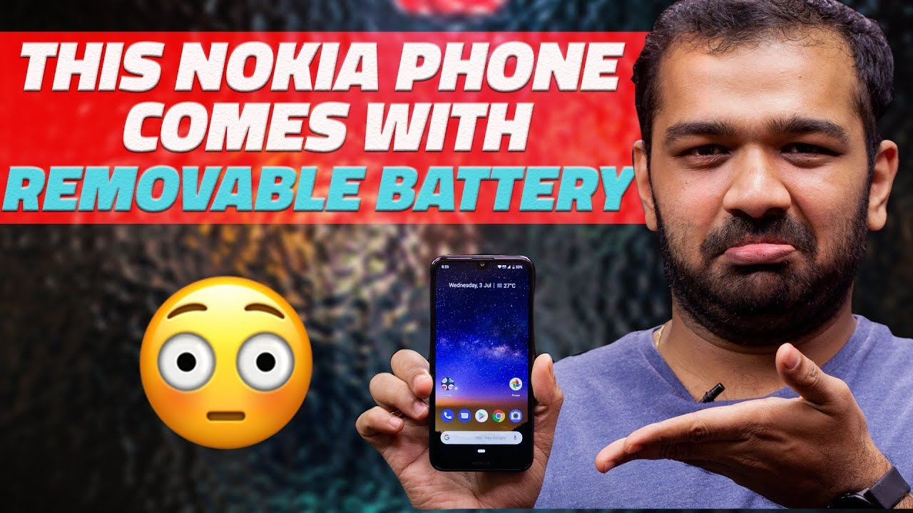 Nokia 2.2 Review – Stock Android and Removable Battery, but Worth Buying?