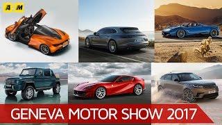 Le 10 auto più attese al Salone di Ginevra 2017 | Anteprima