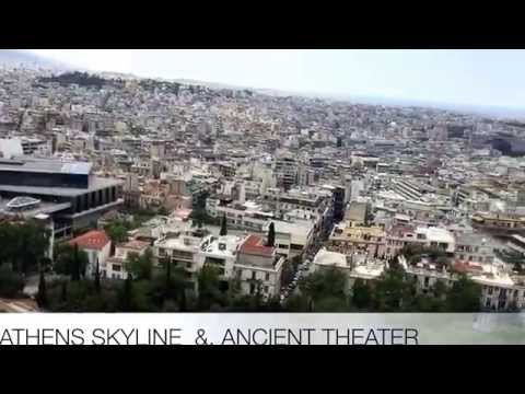 View Athens in under 2 minutes!