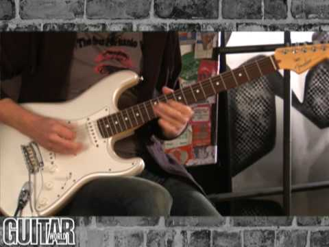 Fender American Standard Stratocaster And Telecaster