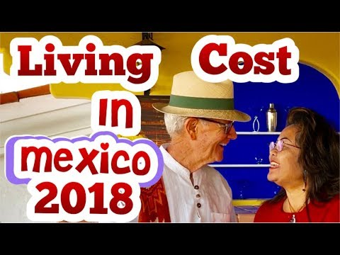 1 Month Living In Mexico Expenses Living & Retire In Mexico 2018 Ajijic, Lake Chapala, Guadalajara,