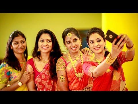 Diya Menon Brother in law's Engagement Function | Saravanan & Deepa | ISWARYA PHOTOS