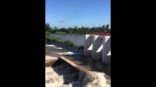 Bocatoma San Blas Desfogue 2015