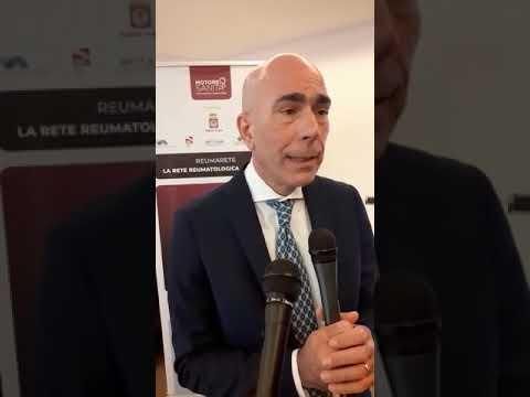 Florenzo Iannone, Professore Ordinario di Reumatologia, Università di Bari