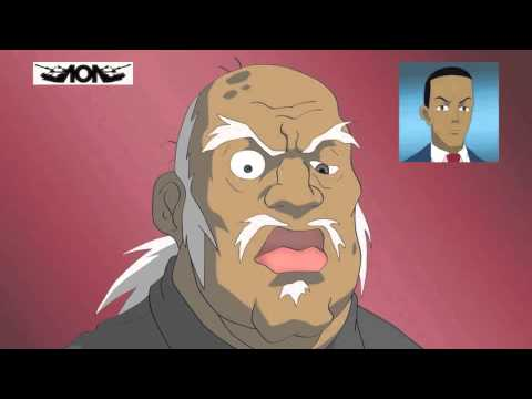 Uncle Ruckus Interview with All Out Show