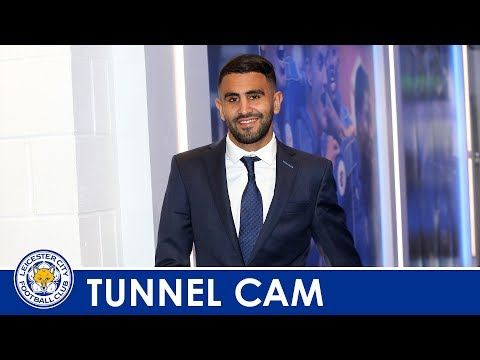 Tunnel Cam | Leicester City vs West Brom | 2017/2018