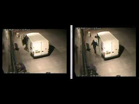 Project Eagle Eye - Detecting Humans in Robbery Video Feed