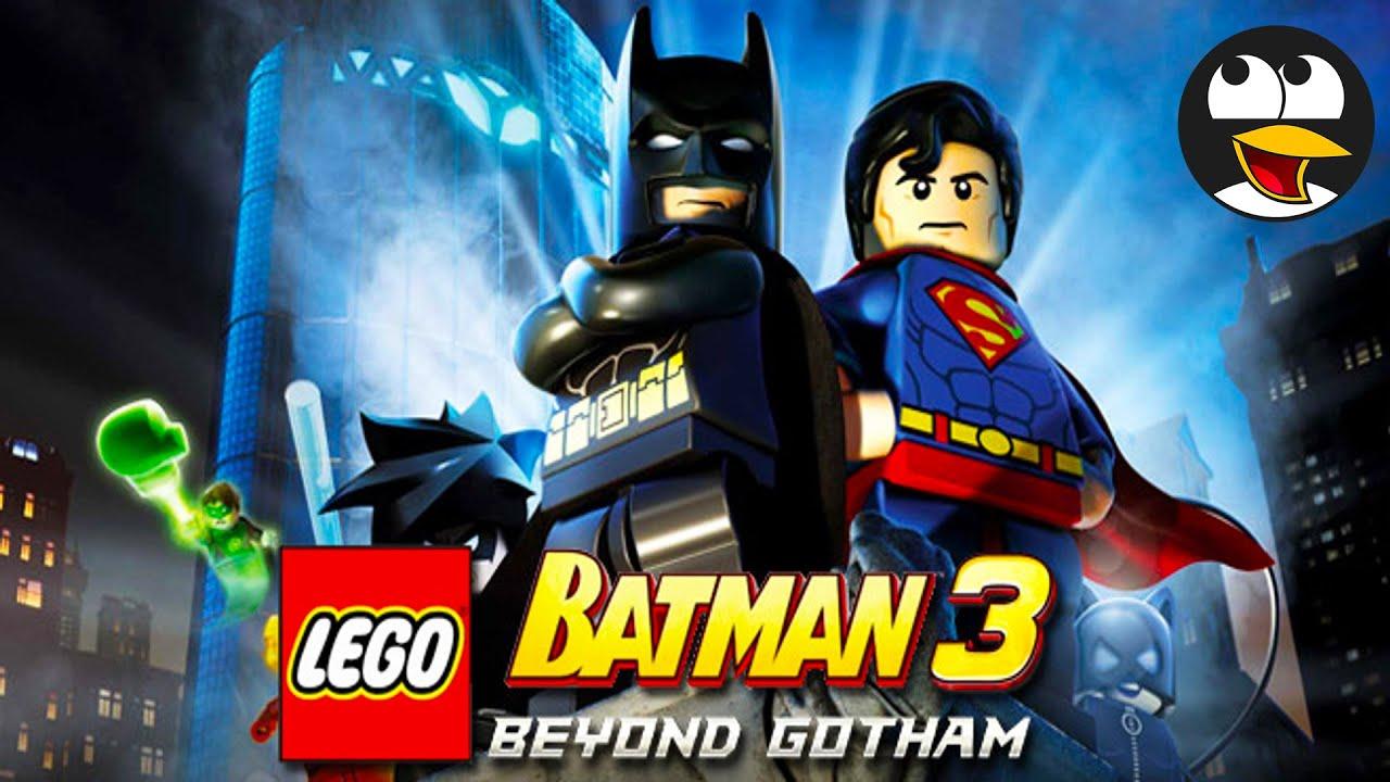 레고 배트맨 3 비욘드 고담 영어판 시즌 1 | 저스티스 리그 DC 코믹스 슈퍼히어로즈 만화게임하기 영상 영어로 (PC)