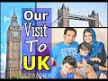 Once Upon A Time in UK (LONDON & SCOTLAND)/ Travel Vlog