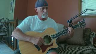 Kenny Newell Wildflower Skylark acoustic cover