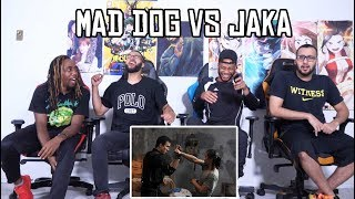 The Raid Redemption - Mad Dog vs Sersan Jaka Reaction!