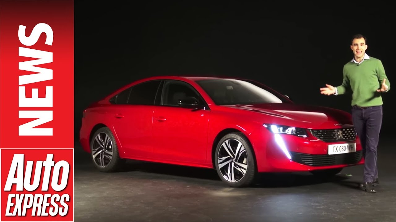 New Peugeot 508 - radical fastback aims to prove the family saloon isn't dead
