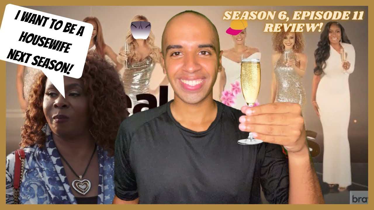 Download The Real Housewives of Potomac Season 6, Episode 11 | No Business Like Shade Business [REVIEW]
