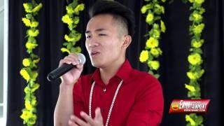 suab hmong e news cha khang tsav khab won 3rd place in singing competition at 2016 hnldf