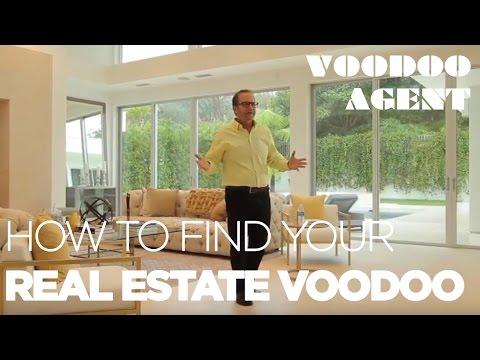How to Find Your Real Estate Voodoo | #VoodooAgent #GaryGold #LuxuryRealEstate
