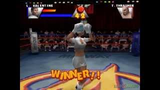 Ready 2 Rumble Boxing - Gameplay PSX / PS1 / PS One / HD 720P (Epsxe)
