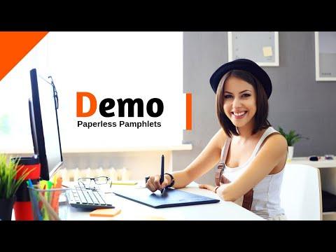 Adviuz - DEMO   Paperless Pamphlets Distribution   English Version