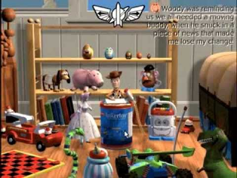 lets play the toy story animated storybook part 1 this isnt looney tunes youtube
