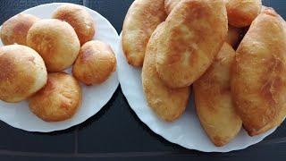 Быстрые пирожки с картошкой и грибами😋 Желе из красной смородины😋😋