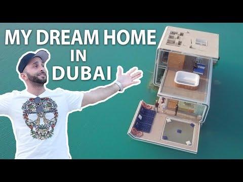 VISITING THE BILLIONAIRE ISLANDS OF DUBAI!!