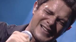 Alejandro Sanz - Medley: Si tú me miras, La fuerza del corazón, Si hay dios, Viviendo deprisa