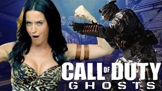 Repeat youtube video Katy Perry - Roar (PARODY) - ♪ COD GHOSTS SONG! ♪