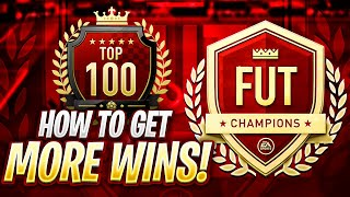 FIFA 19 HOW TO WIN MORE GAMES IN FUT CHAMPIONS!